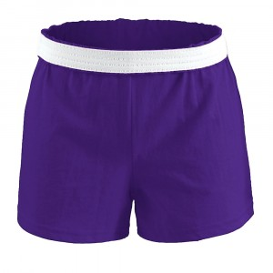 Knit Cheer Practice Shorts by Soffe and BAW
