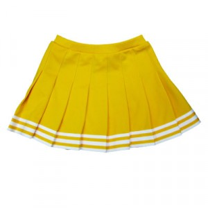 Stock Pleated Cheer Uniform Skirt